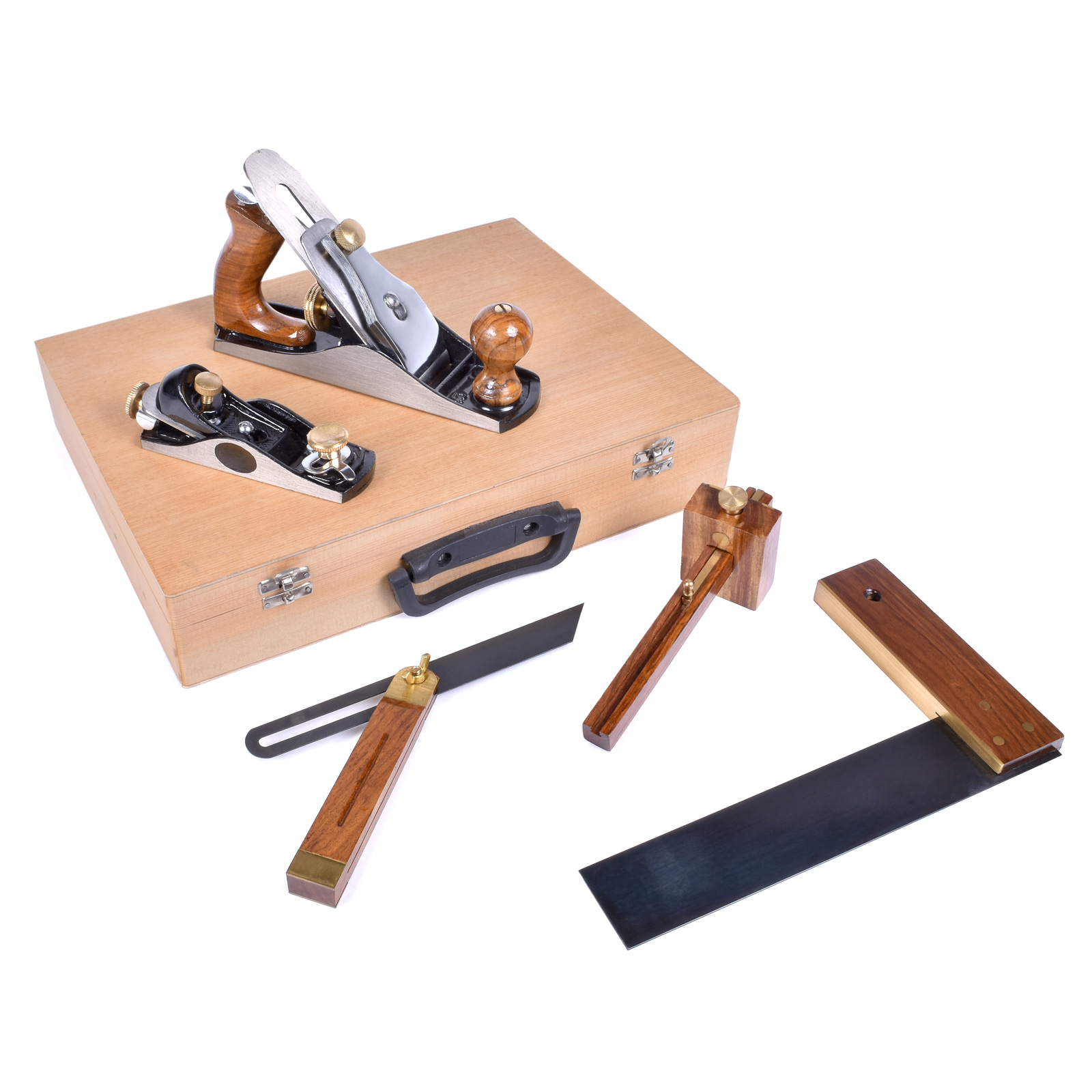 5-piece Woodworking Tool Set