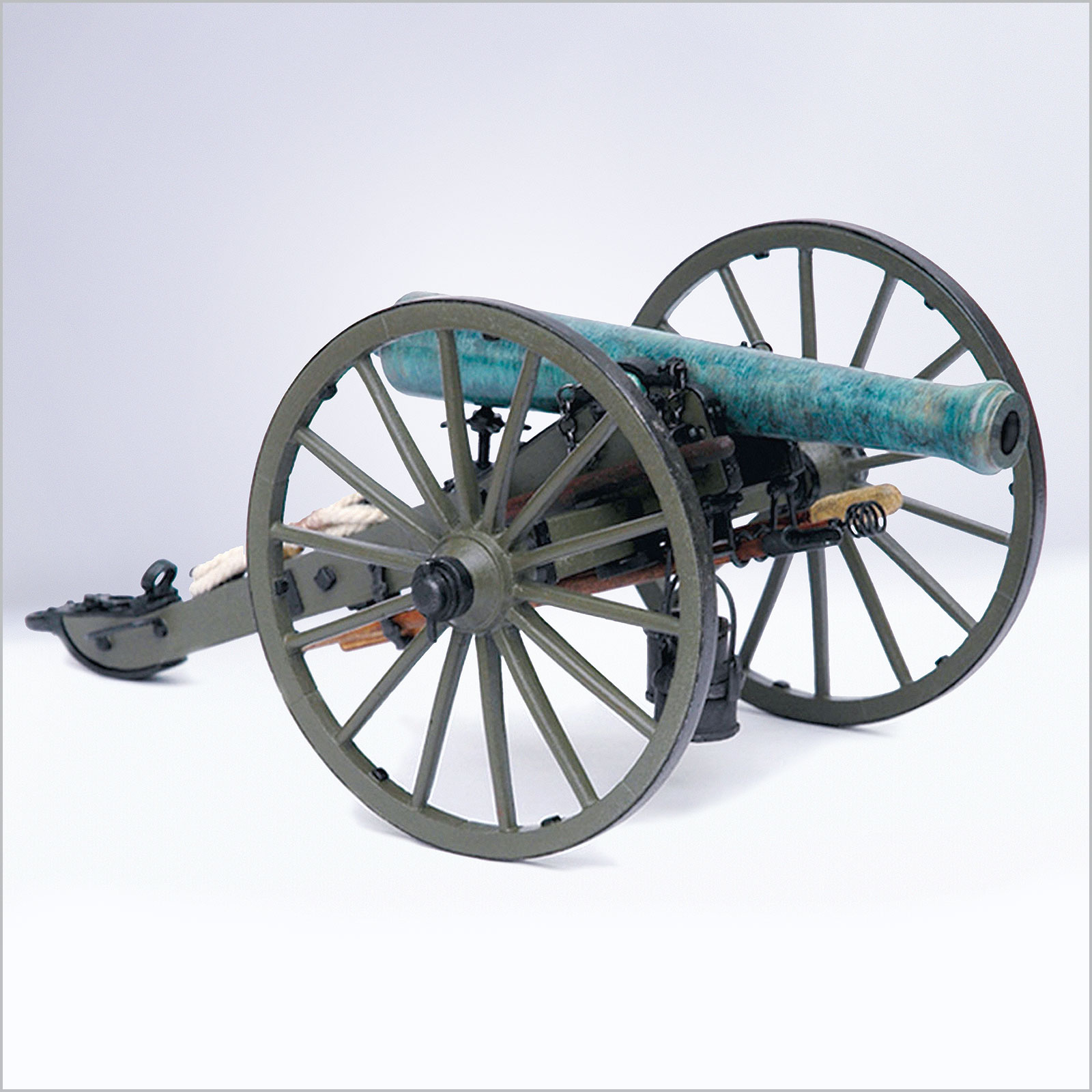 Guns Of History - Napoleon Cannon