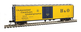 50' PC&F Insulated Boxcar - B&O