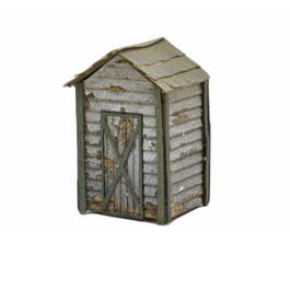 Single Occupacy Outhouse Kit