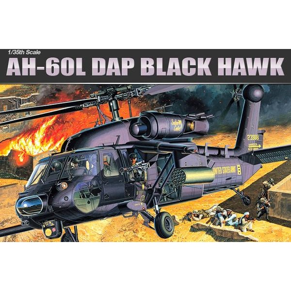 Black Hawk HelicopterBox