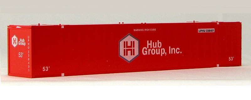Hup Group 53' Container