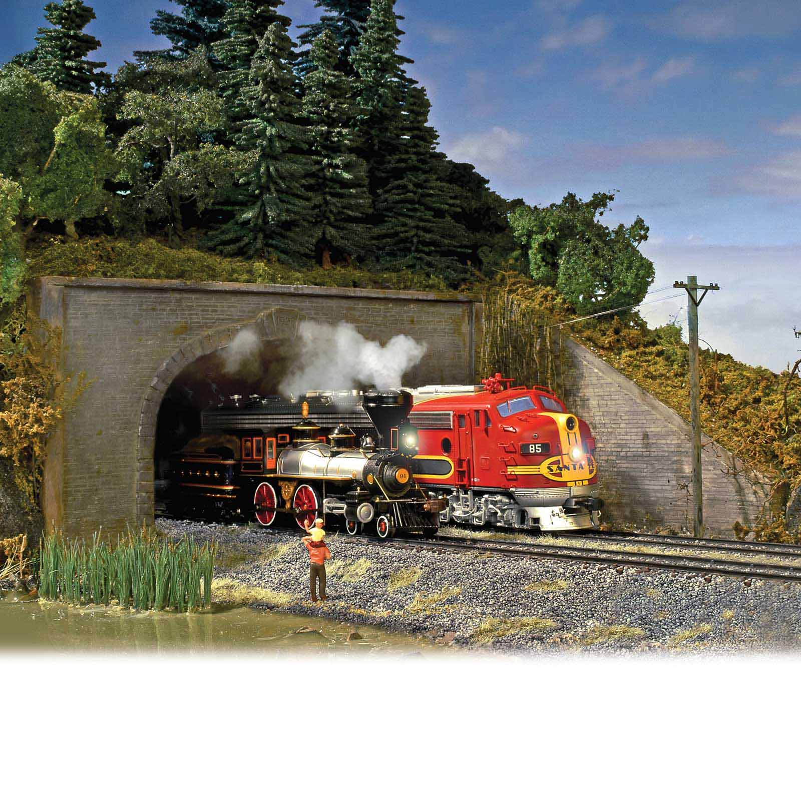 SMI Portal/Tunnel, HO Scale