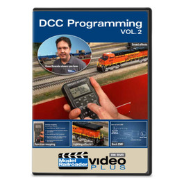 DCC Programming Vol. 2 DVD