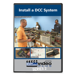 Install a DCC System DVD