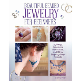 Beautiful Beaded Jewelry Book