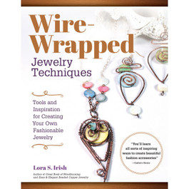 Wire-Wrapped Jewelry Techniques Boo