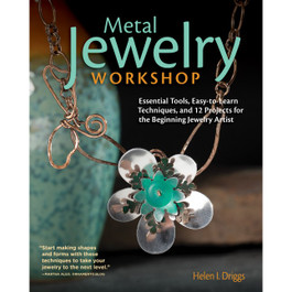 Metal Jewelry Workshop Book