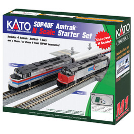 EMD SDP40F Starter Train Set