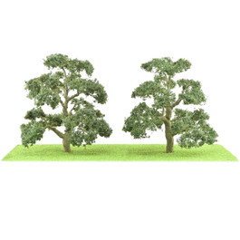 JTT Scenery Products Oak Tree Grove