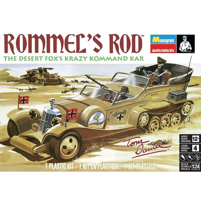 Rommel's Rod Box