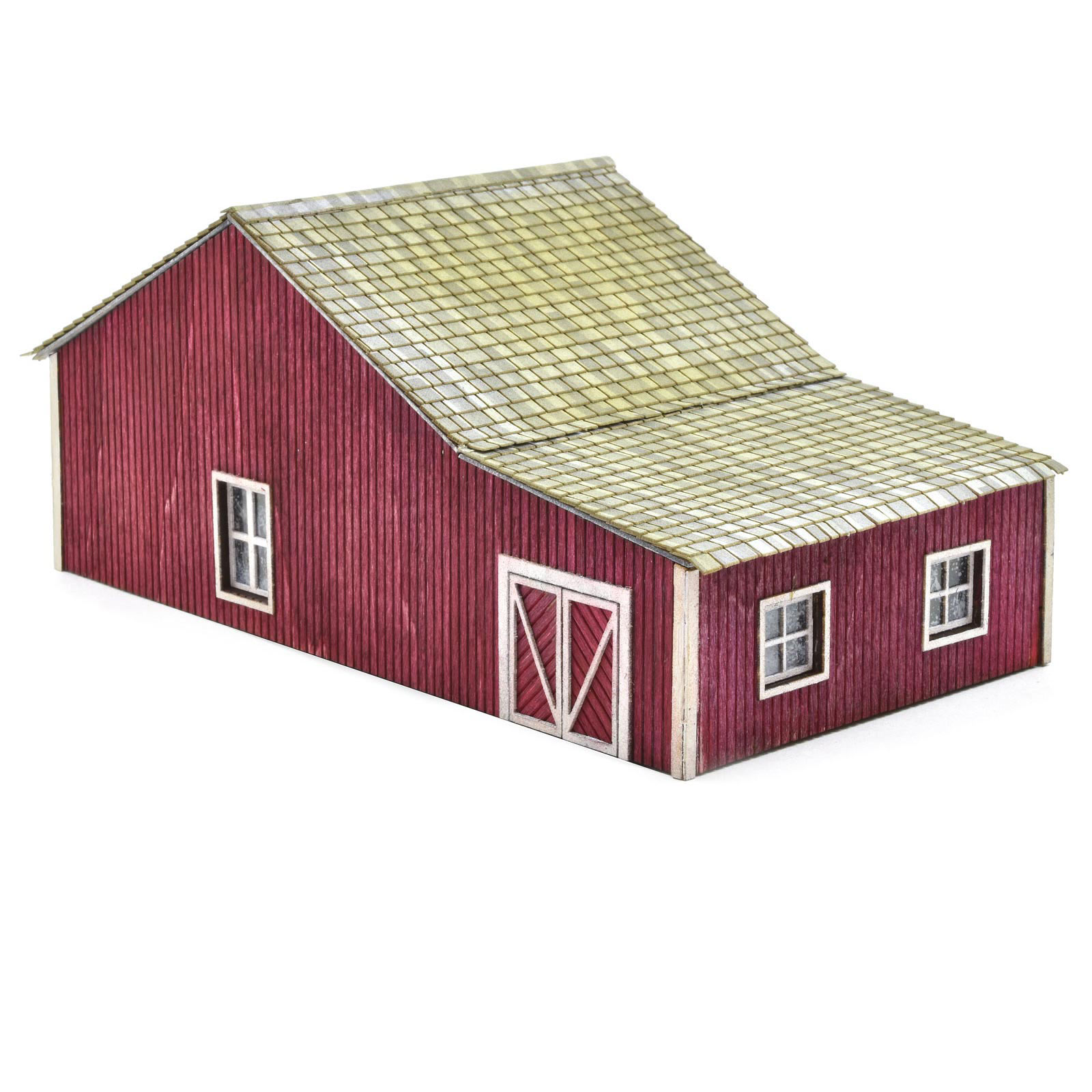 HO scale, Horse Stable