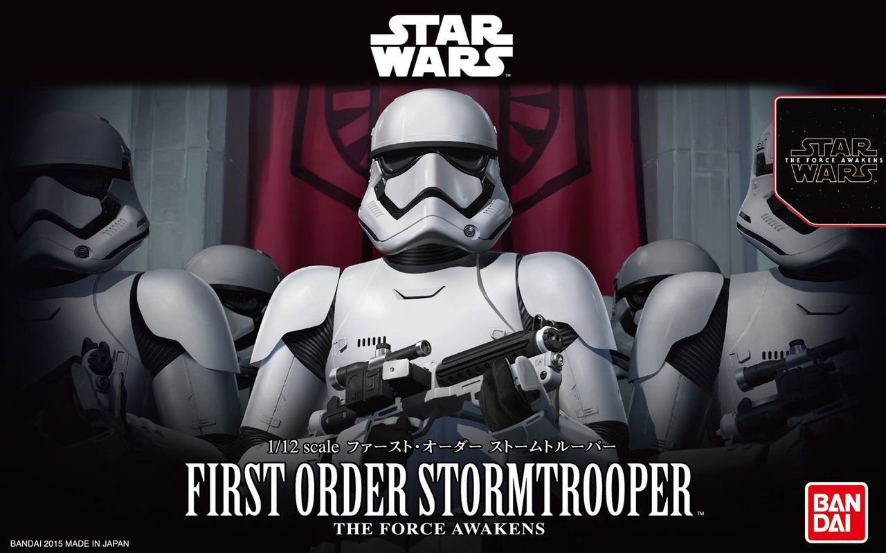 First Order Storm Trooper Box