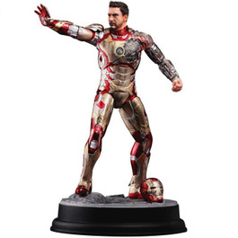 Iron Man Mk 42 - Battle Damaged