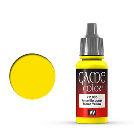 Acrylicos Vallejo Moon Yellow, Mode
