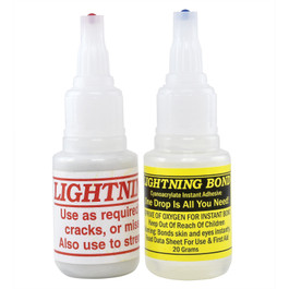 Lightning Bond Adhesive and Filler