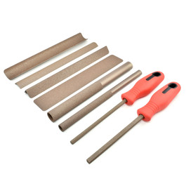 Carbide File Set