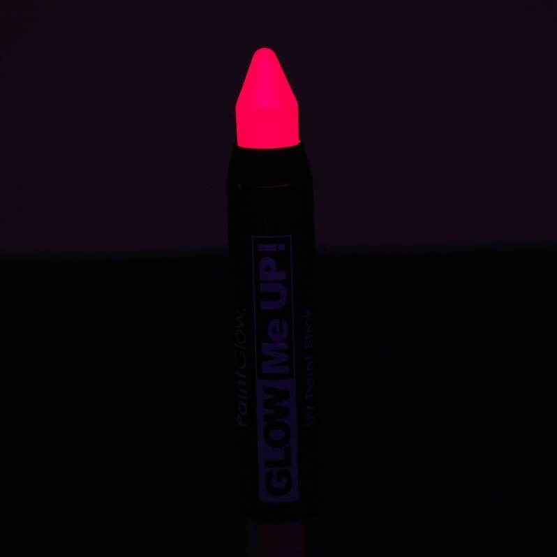 PaintGlow UV Pink Stick