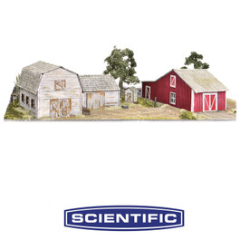 Rural Farm Structures, Deluxe Set