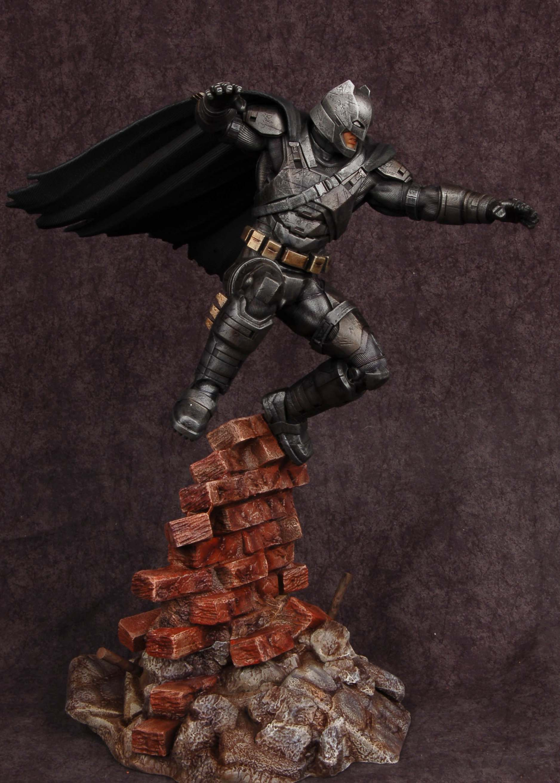 Moebius Models: Armored Batman Box