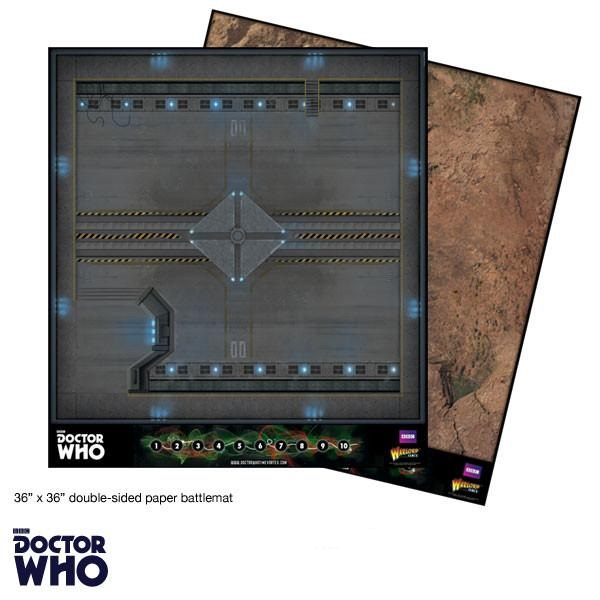Double-sided Battle Mats