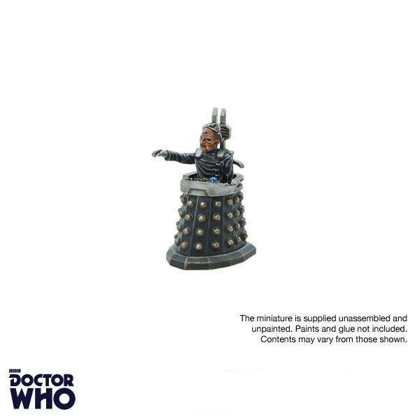 Painted Davros Miniature