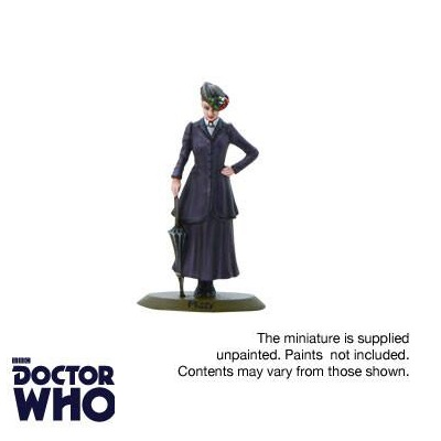 Doctor Who Missy Miniature