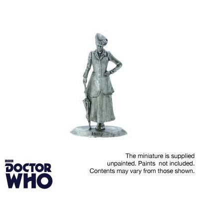 Doctor Who Unpainted Missy