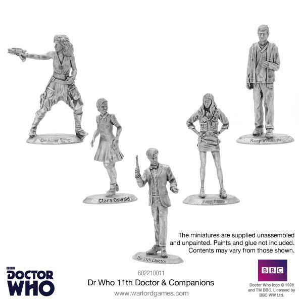 Bare Eleventh Dr and Companions