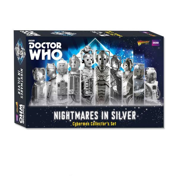 Doctor Who - Nightmares in Silver