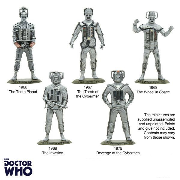 Nightmares in Silver: Cybermen