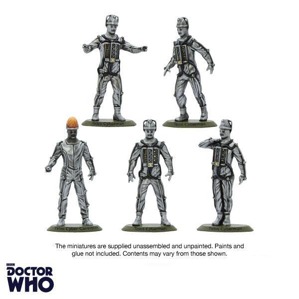 Tomb of the Cybermen Cards