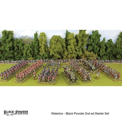 Black Powder Waterloo