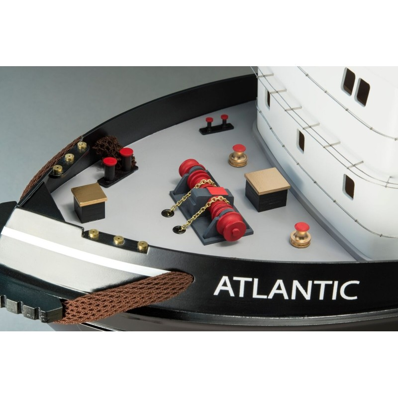 Atlantic Tugboat (Bow)