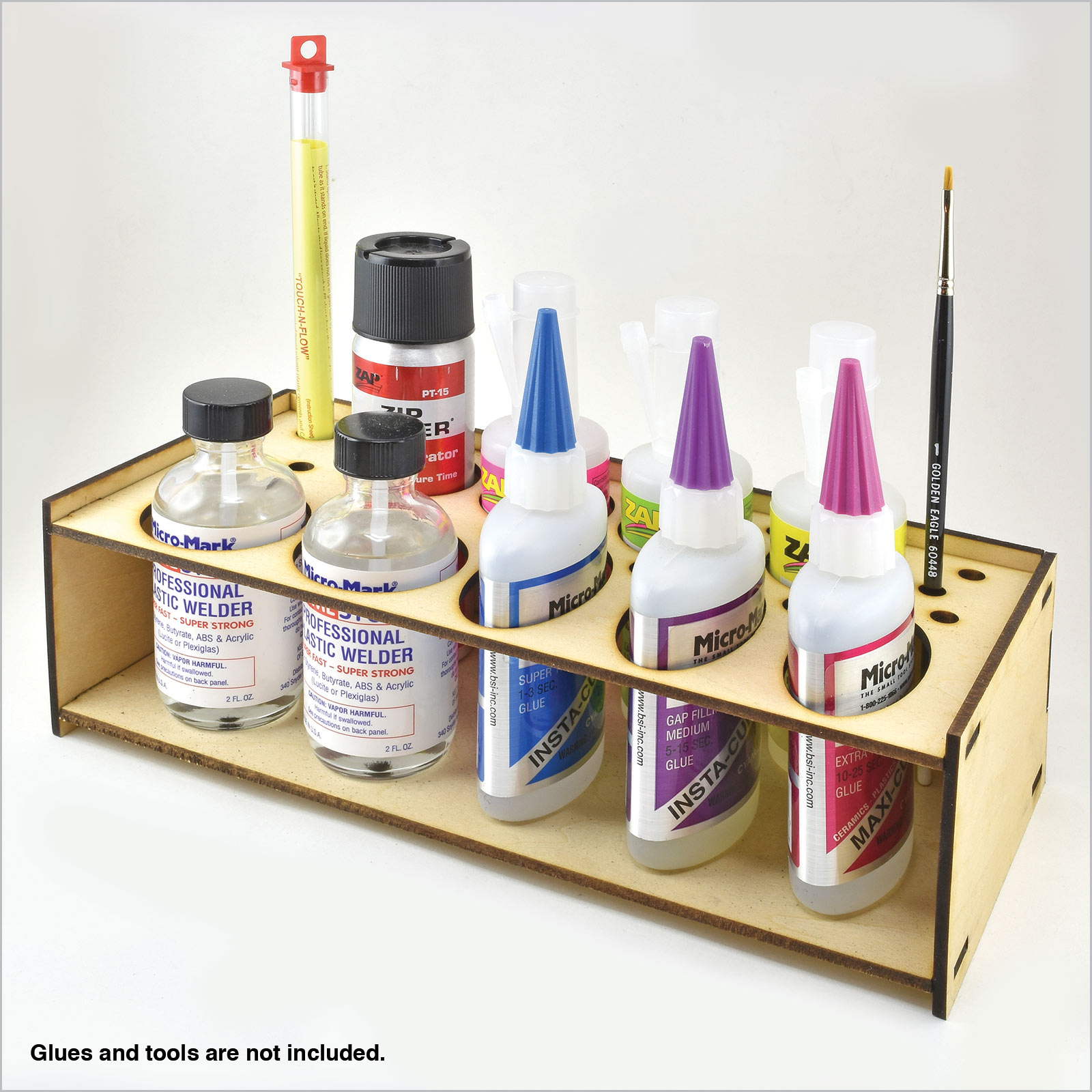 MicroLux Gluing Station