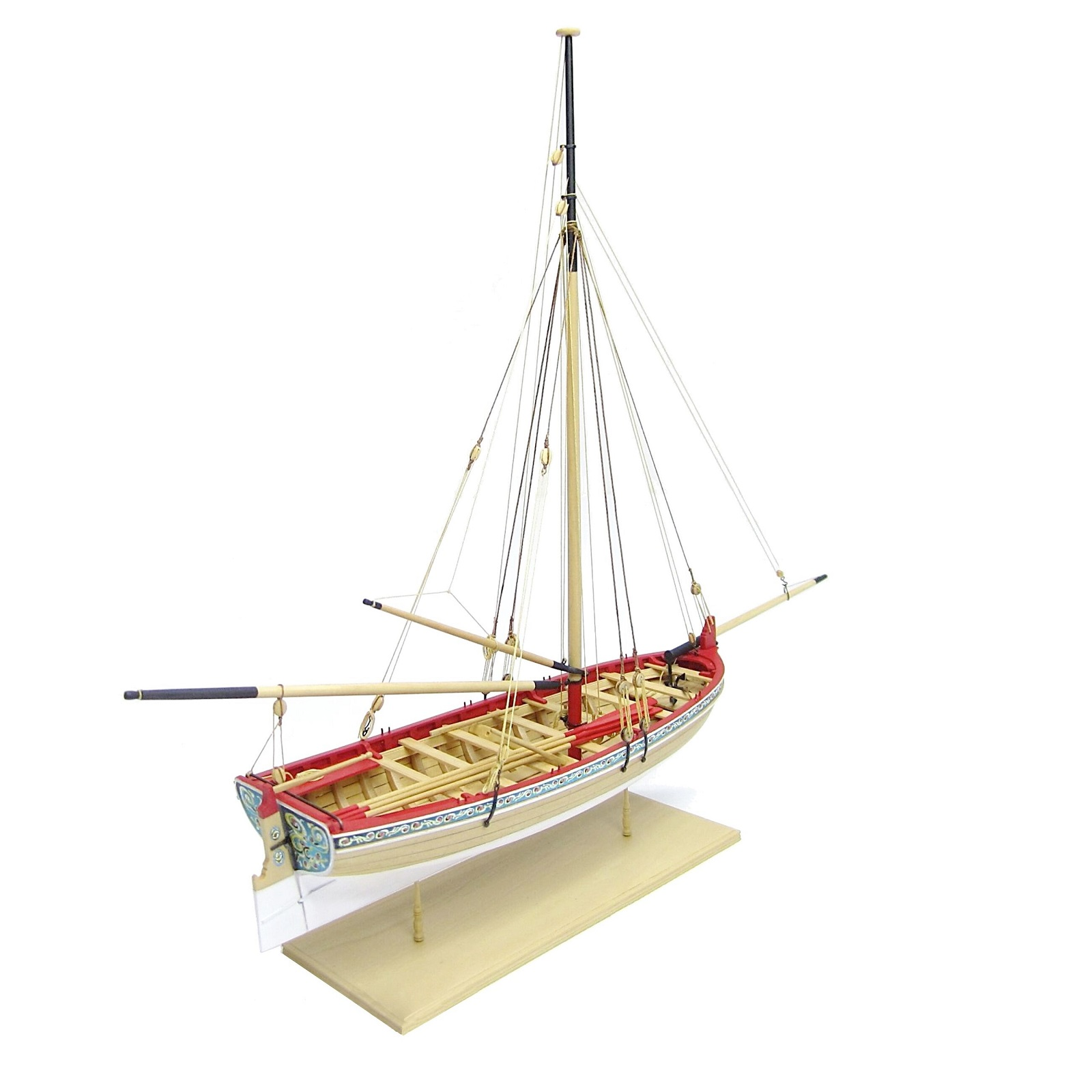 Model Shipways Longboat Starter Kit