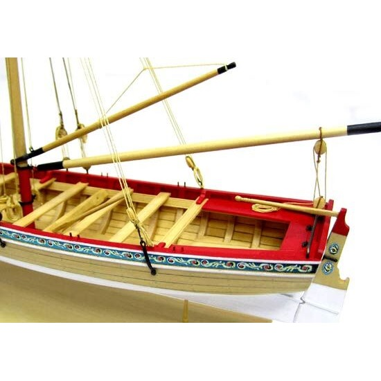 18th Century Longboat kit