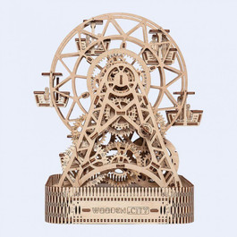 Wooden City® Ferris Wheel