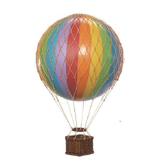 Floating the Skies, Rainbow Balloon