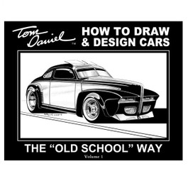 How To Draw & Design Cars Book