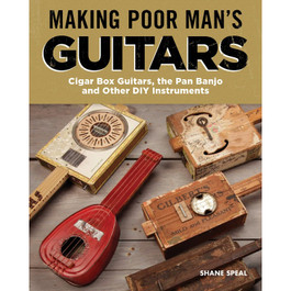 Making Poor Man's Guitars Book
