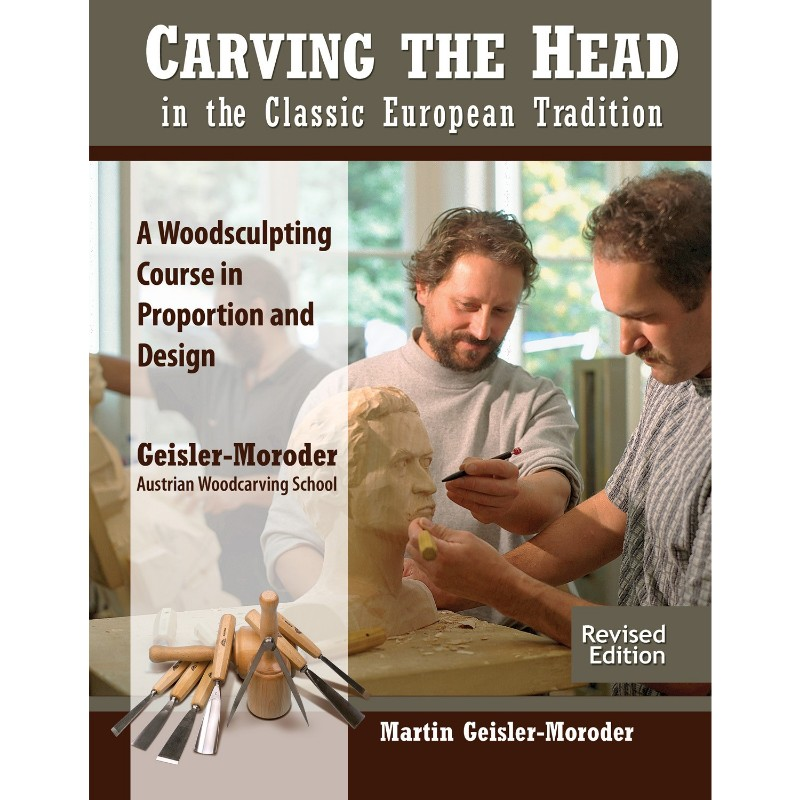 Carving The Head Book