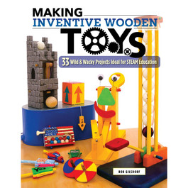 Making Innovative Wooden Toys Book