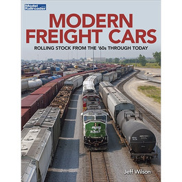 Modern Freight Cars: Rolling Stock