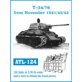 T34/76 Track Links Set