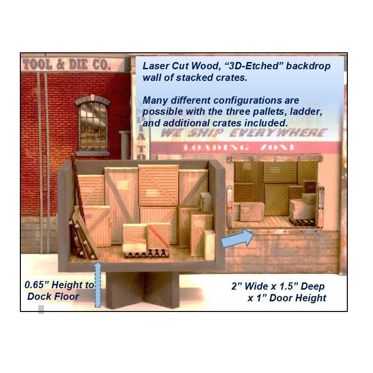 Loading Dock Interior Kit