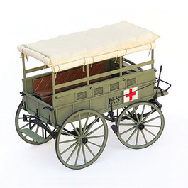 "Civil War ""Rucker"" Ambulance"
