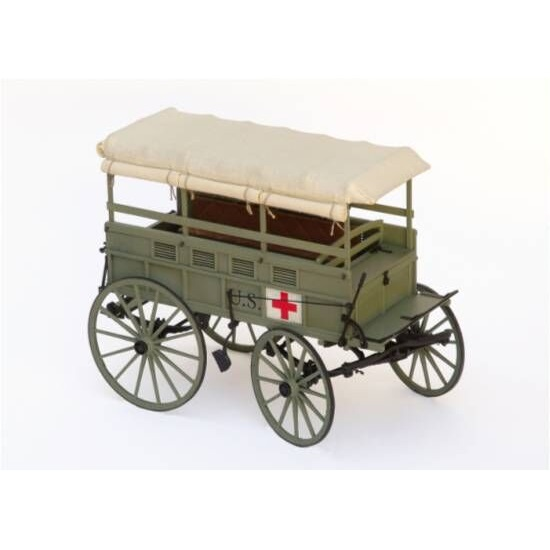 "Guns of History ""Rucker"" Ambulance"