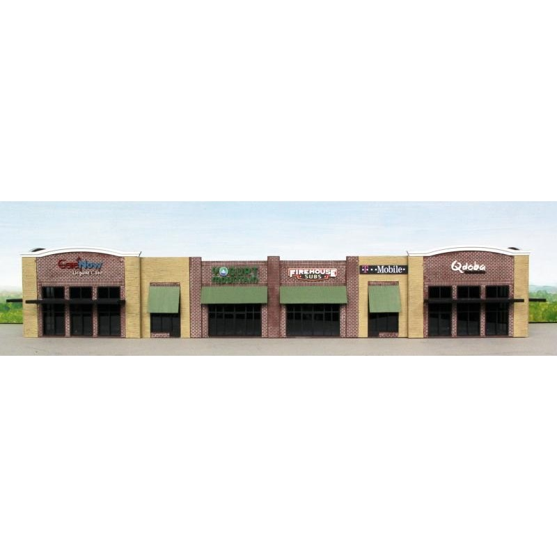Summit Modern Strip Mall Kit