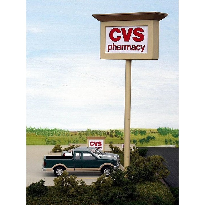 Summit CVS™ Street Sign Kit